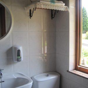 detalle de cuarto de baño